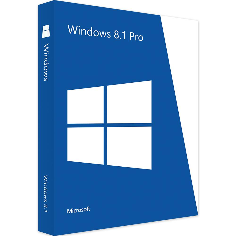 Licenza Licenza Windows 8.1 Professional - Originale