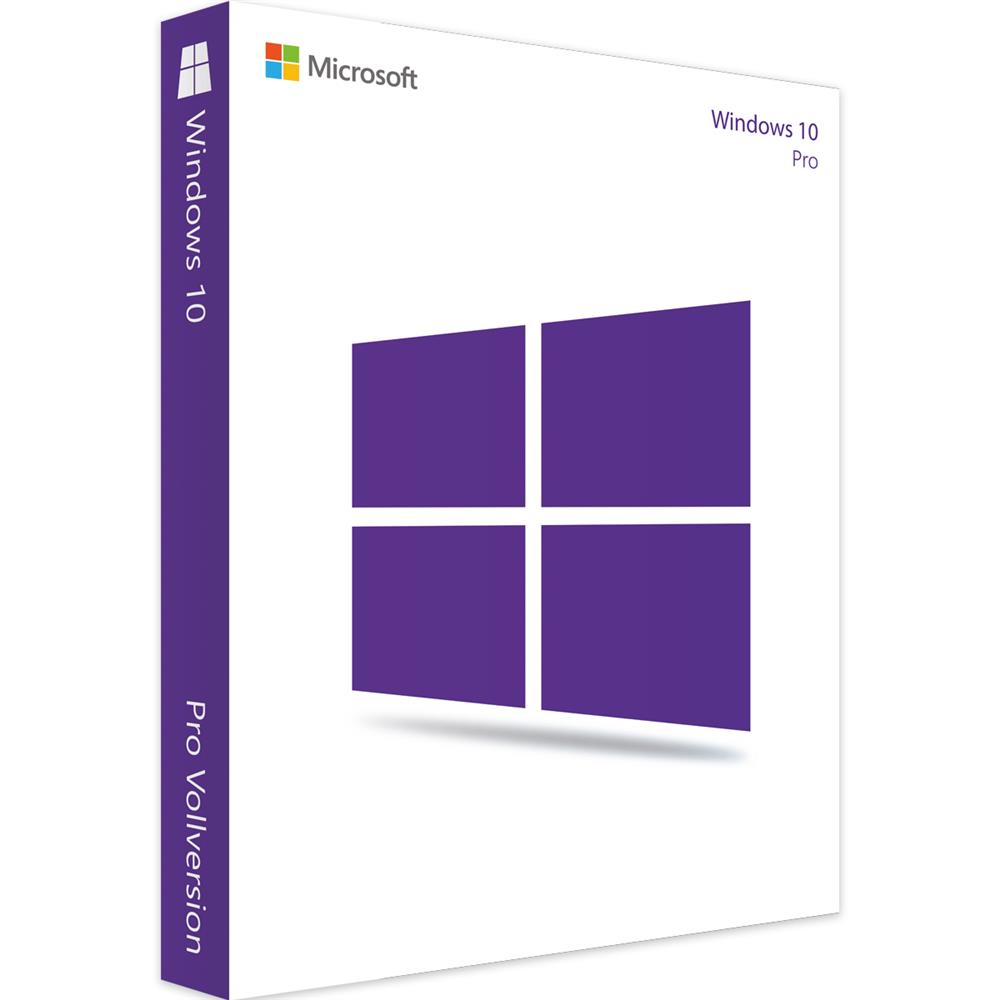 Licenza Licenza Windows 10 Professional - Originale