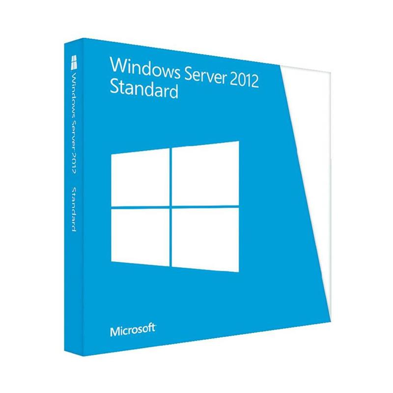 Licenza Licenza Windows Server 2012 STANDARD - Originale