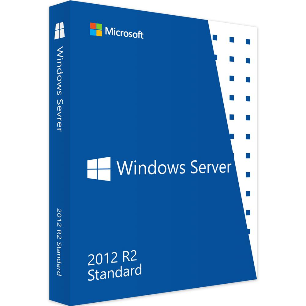 Licenza Licenza Windows Server 2012 R2 OEM STANDARD + DVD - Originale