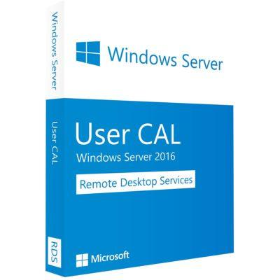 Licenza Licenza Windows Server 2016 + Remote Desktop Service 50 User CALS - Originale