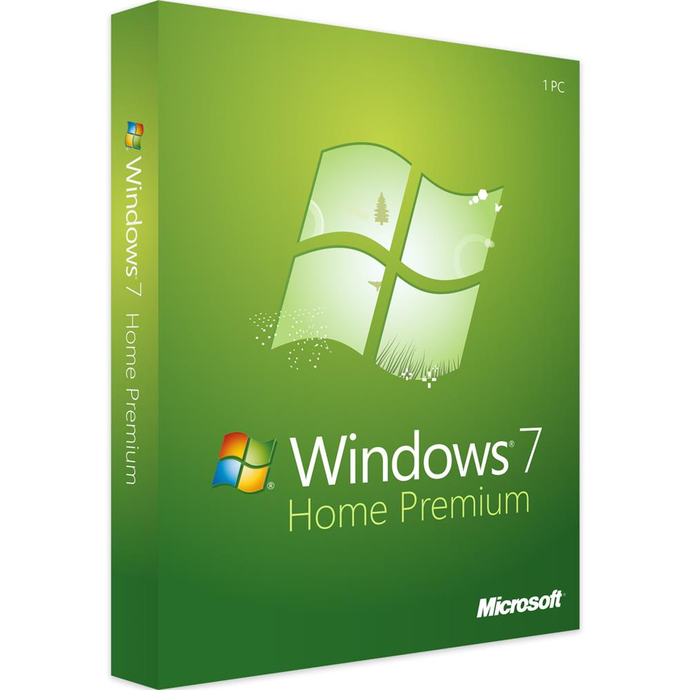Licenza Licenza Windows 7 Home - Originale