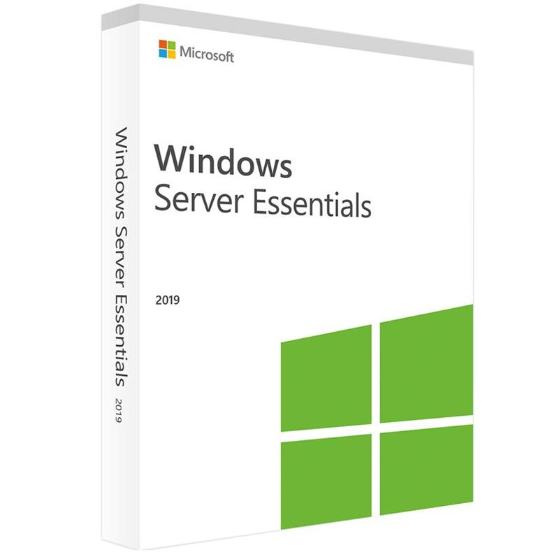 Licenza Licenza Windows Server 2019 ESSENTIAL - Originale