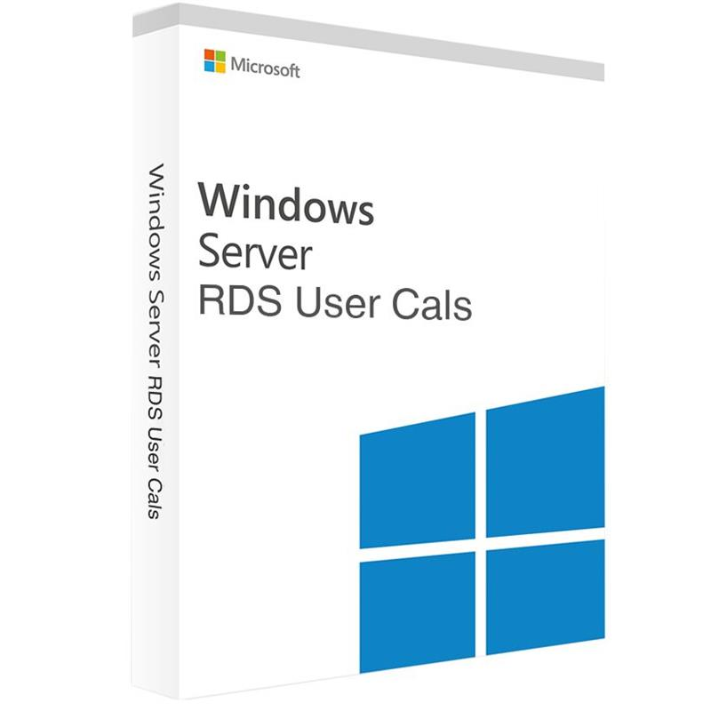 Licenza Licenza Windows Server 2019 + Remote Desktop Service 50 User CALS - Originale