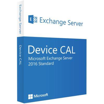 Licenza Licenza Microsoft Exchange Server 2016 Standard + 10 Device Cals - Originale
