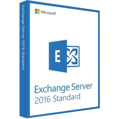 Licenza Licenza Microsoft Exchange Server 2016 Standard - Originale