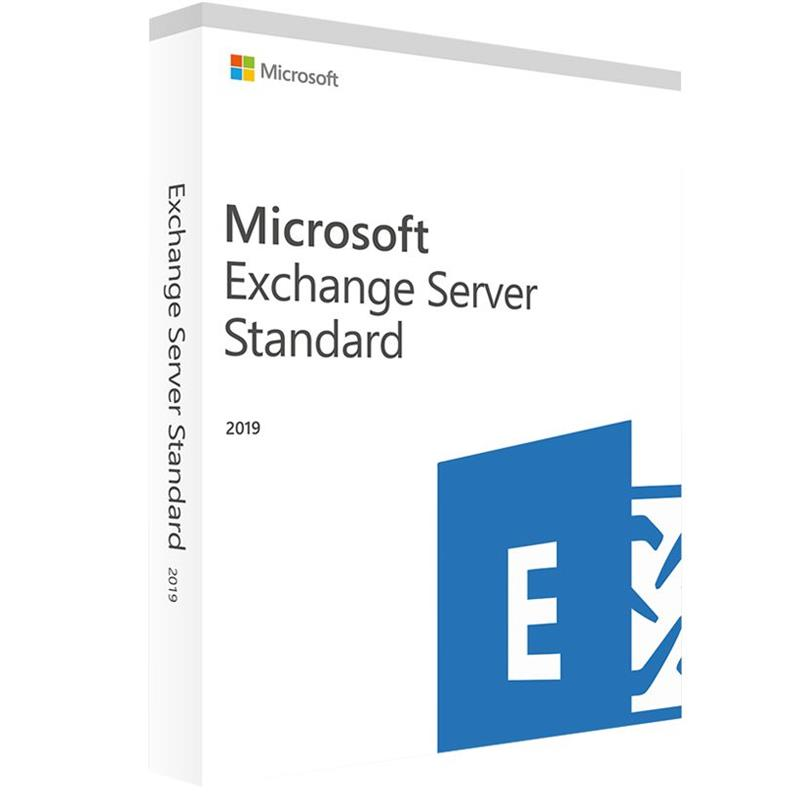 Licenza Licenza Microsoft Exchange Server 2019 Standard - Originale