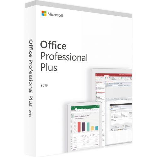 Licenza Licenza Microsoft Office 2019 Professional per Windows Originale
